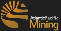 Atlantic Pacific Mining Logo