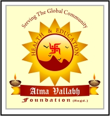 Atma Vallabh Medical & Educational Trust Logo