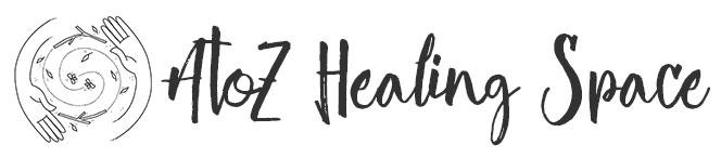 AtoZ Healing Space Logo