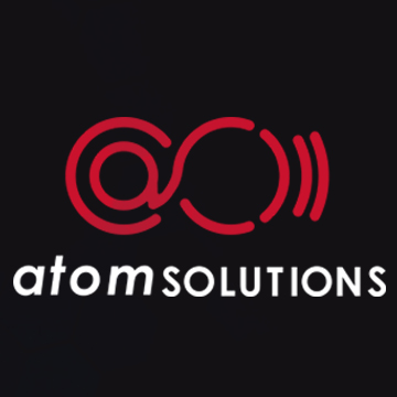 Atom Solutions Co., Ltd. Logo