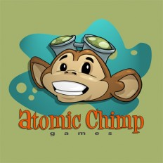 Atomic Chimp Games Logo