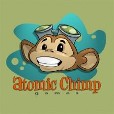 Atomic Chimp Games Logo