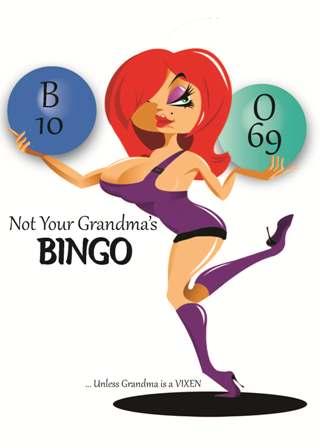 Not Your Grandmas BINGO Logo