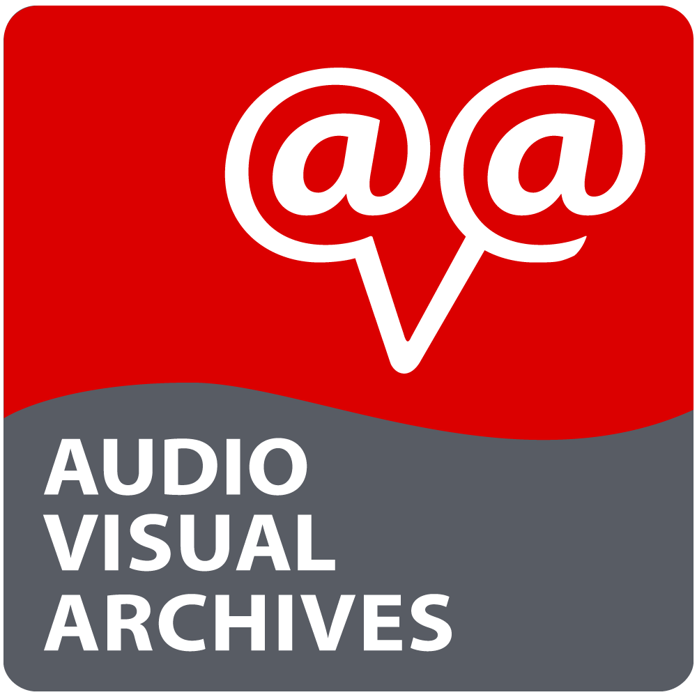 Audio Visual Archives Logo