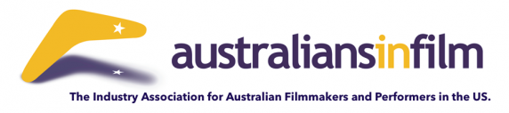Australians in Film Logo