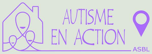 Autisme en Action Logo