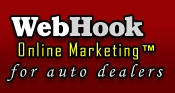 WebHook Marketing Logo