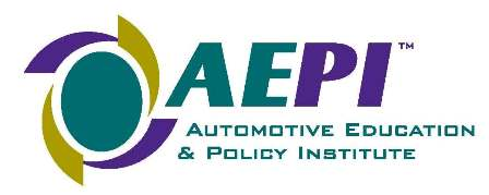 Automotive Education & Policy Institute Logo