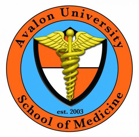 Avalon University School of Medicine Logo