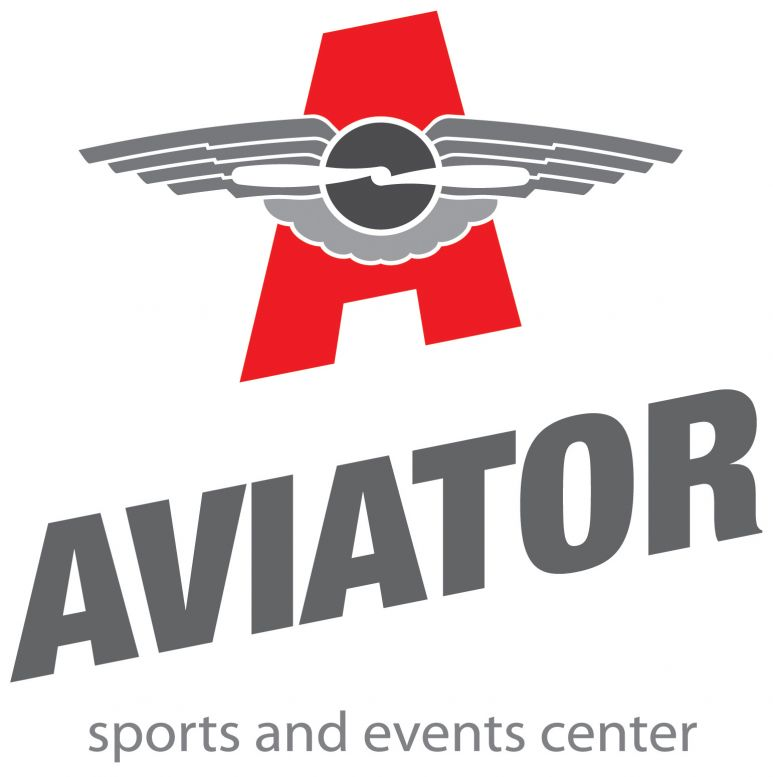 Aviator Sports and Events Center Logo