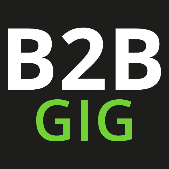 B2Bgig Logo