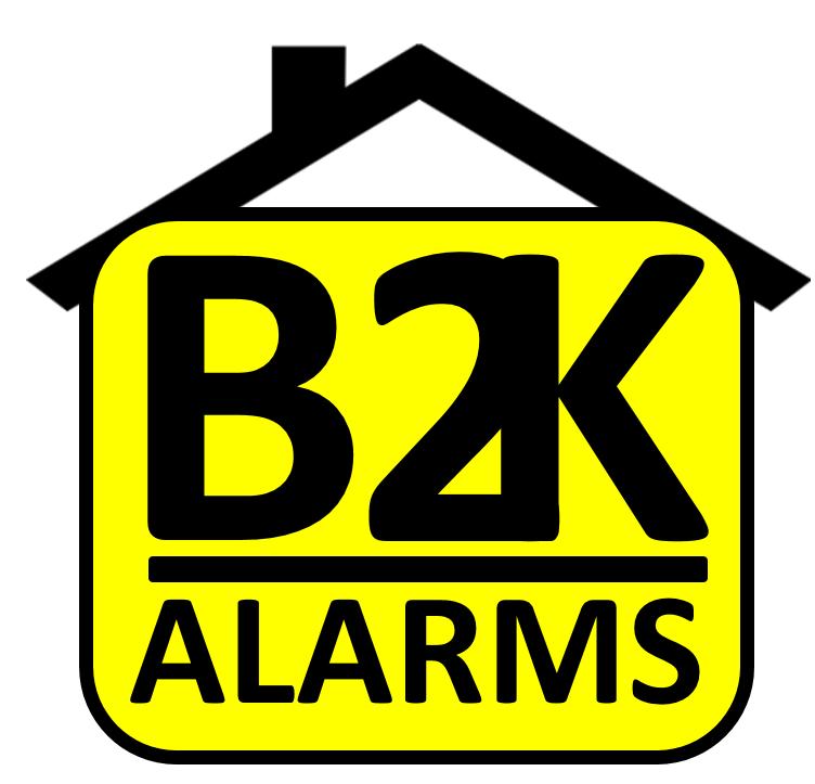 B2KAlarms Logo