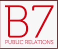 B7PublicRelations Logo