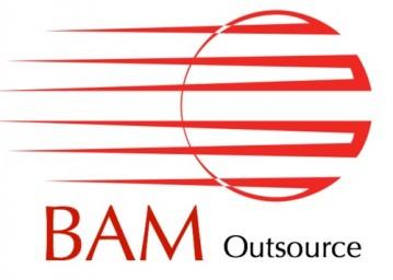 BAMoutsource Logo