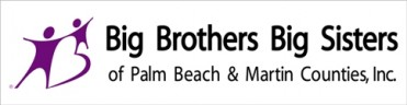 Big Brothers Big Sisters of Palm Beach & Martin Logo
