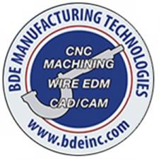 BDE Manufactuuring Technologies Logo