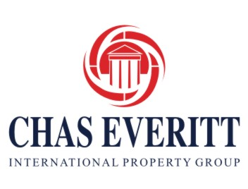 Chas Everitt International Property Group Logo