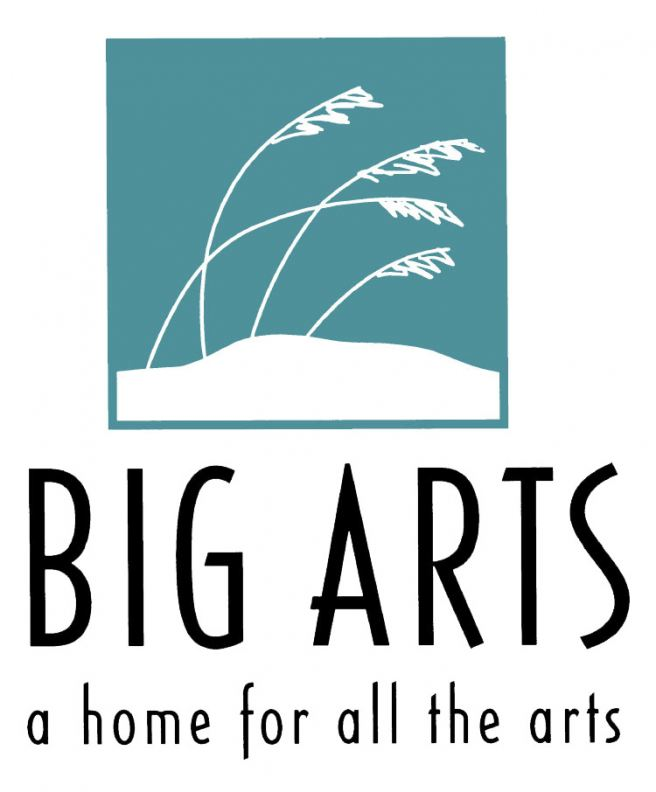 BIG ARTS-Barrier Island Group for the Arts Logo