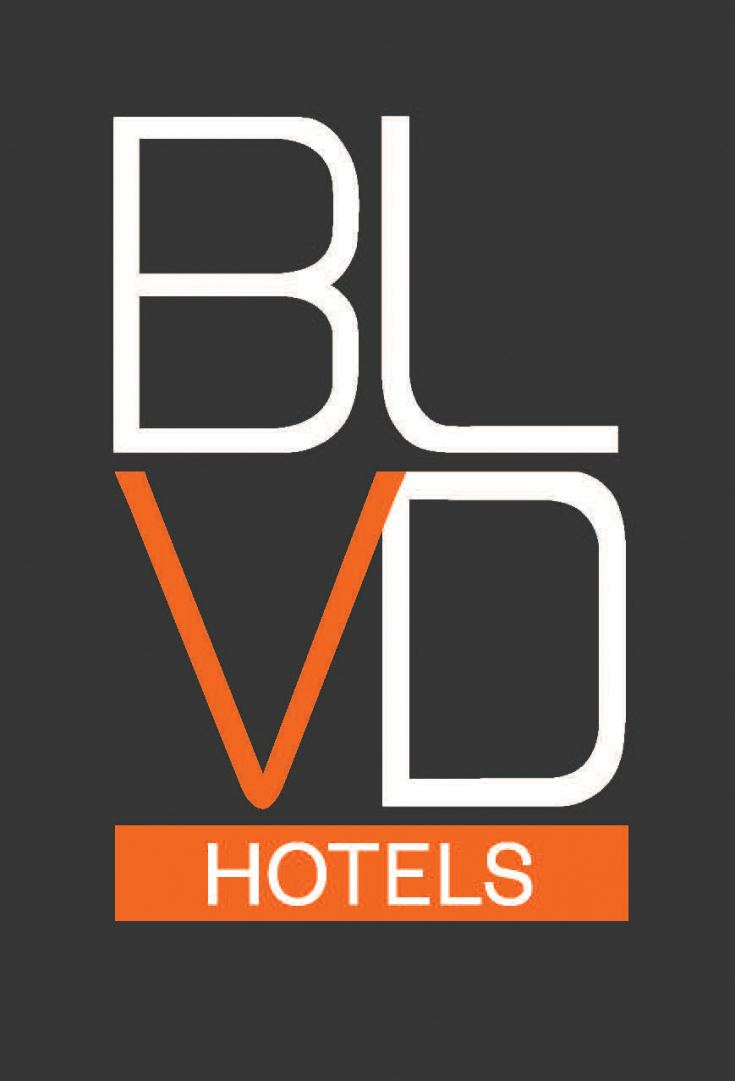 BLVD Hotels Logo