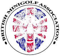 British Minigolf Association (BMGA) Logo
