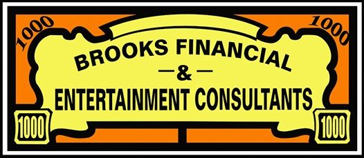Brooks Financial & Entertainment Consultants Logo
