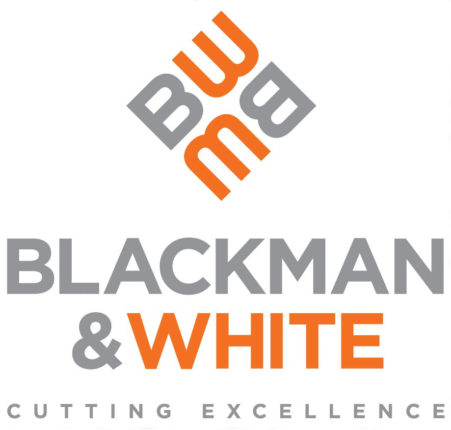 Blackman and White Logo