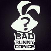 Bad Bunny Comics Logo