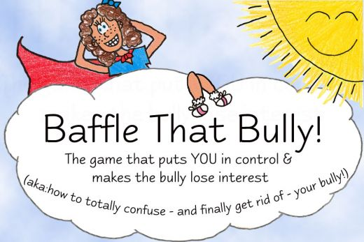 Baffle That Bully! Logo