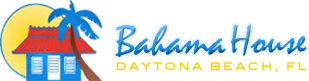Bahama House Daytona Beach Logo