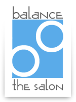 Balance- The Salon Logo