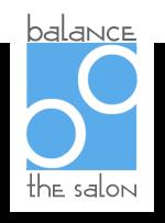 Balance-TheSalon Logo