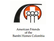 American Friends of Bambi Homes Colombia Logo