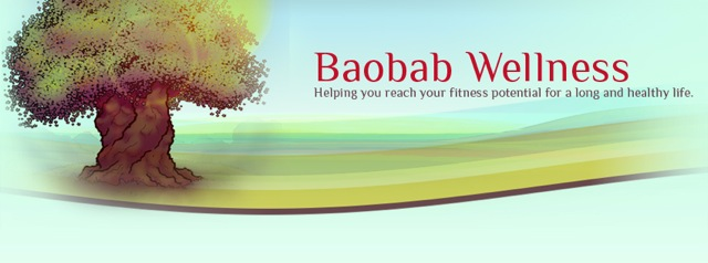 Baobab Wellness Logo