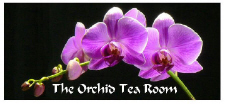 The Orchid Tea Room Logo
