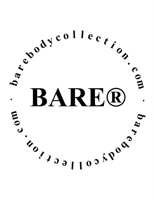 BARE® http://barebodycollection.com Logo