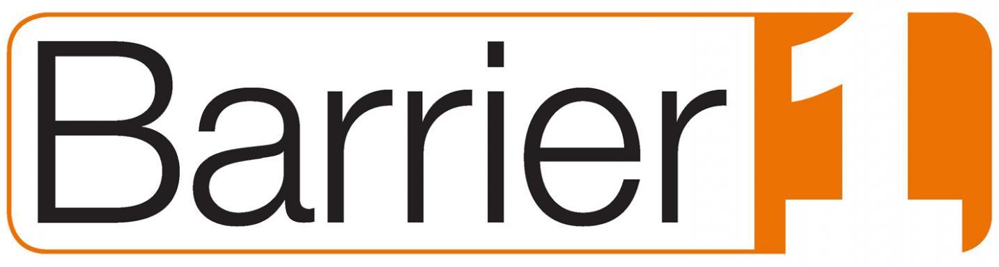 Barrier1 Logo