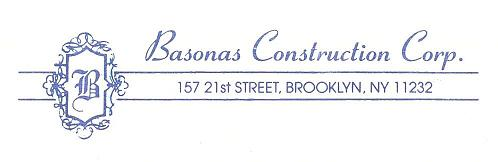 BasonasConstruction Logo