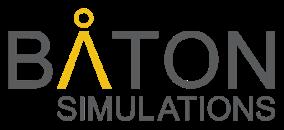 BatonSimulations Logo
