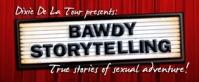 Bawdy Storytelling Logo
