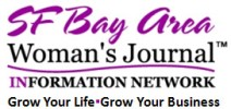 SF Bay Area Woman's Journal Logo