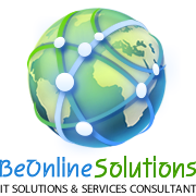 BeOnline Solutions Limited, UK Logo
