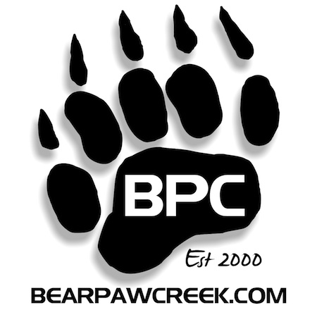 Bear Paw Creek Logo