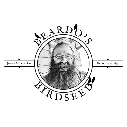 BeardosBirdseed Logo