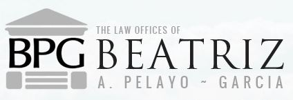 The Law Offices of Beatriz A. Pelayo - Garcia Logo