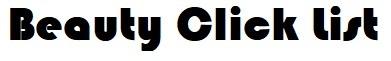 Beautyclicklist Logo