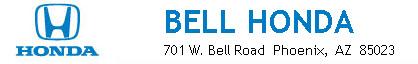 Bell Honda Logo
