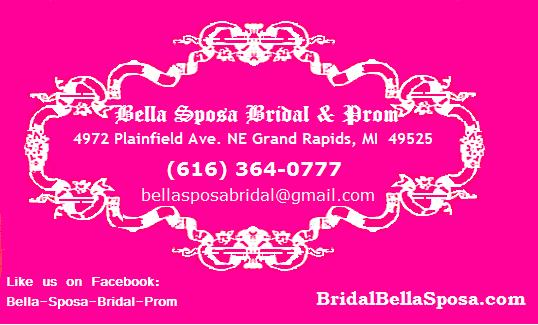 BellaSposaBridalProm Logo