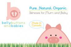 Belly Buttons & Babies Logo