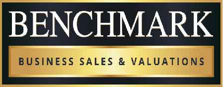 Benchmark Business Sales Logo