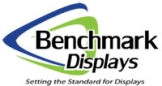 Benchmark Displays Logo